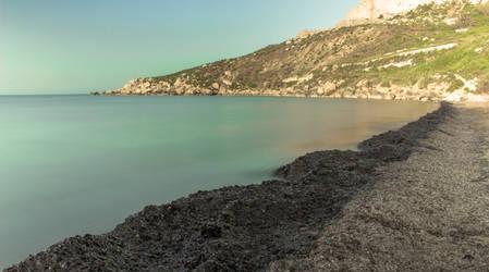 Selmun Malta by Wolfenion