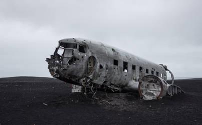 Lost DC-3 by Wolfenion