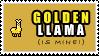 +Golden.LLama.Stamp+ by ViViTheDaRk