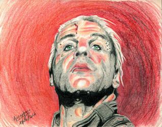 Till Lindemann by EruannieCaline