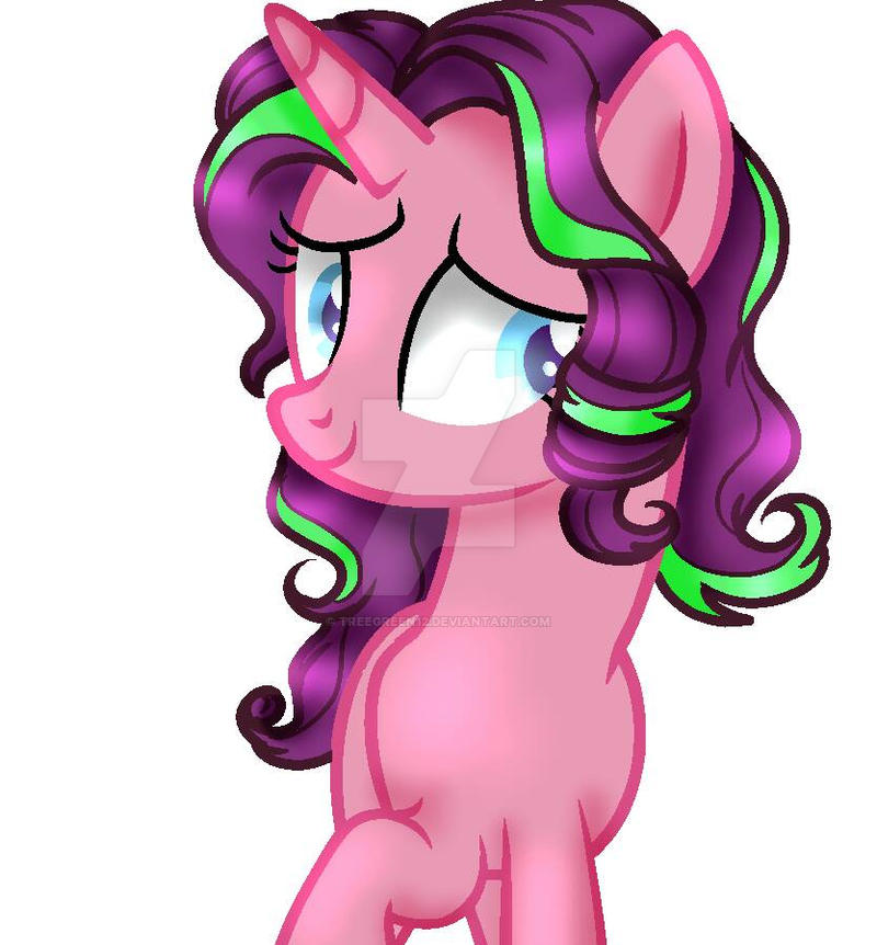 Sci-Cherry pony by TreeGreen12