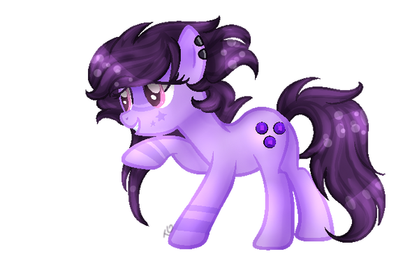 [AT] Sugilite by TreeGreen12