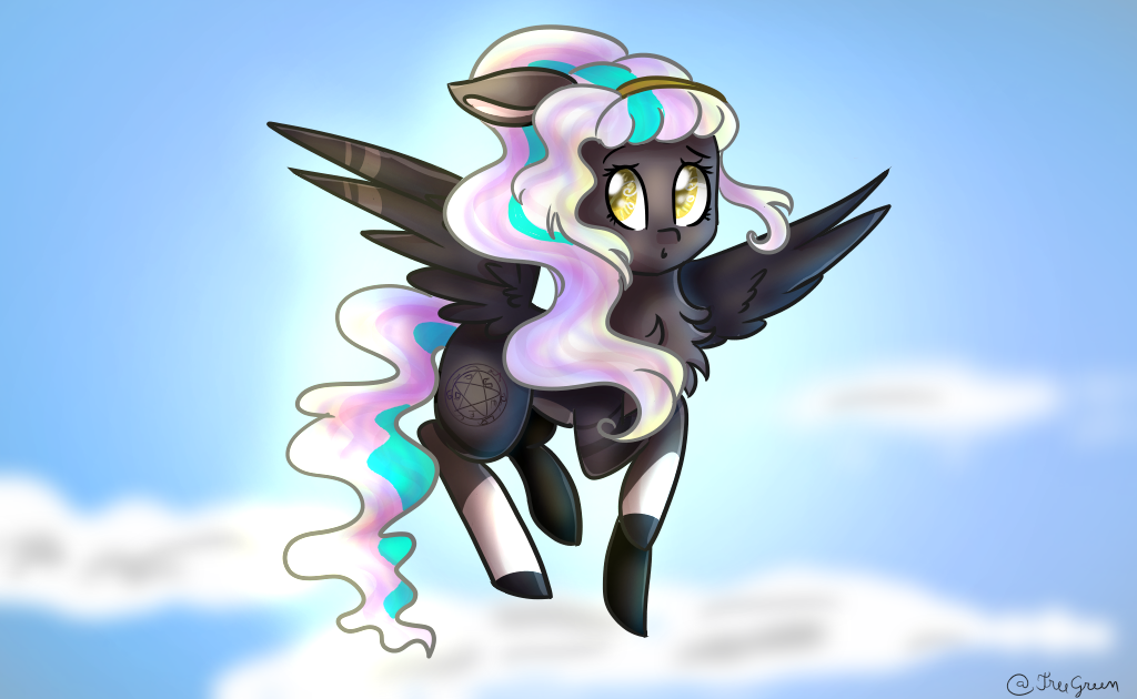 [Contest]Wendy-McWonder- In the sky by TreeGreen12