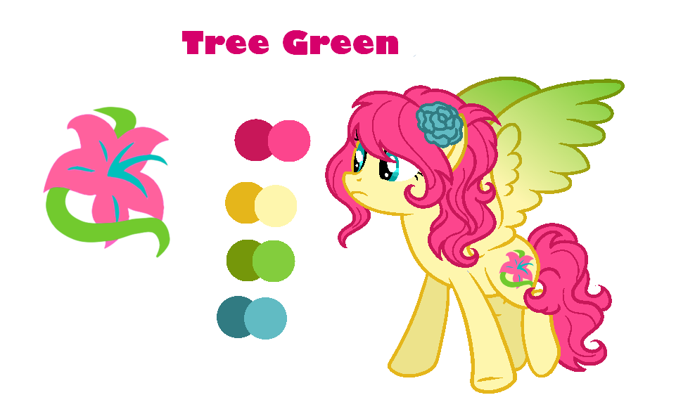 Tree Green  2.0 by TreeGreen12