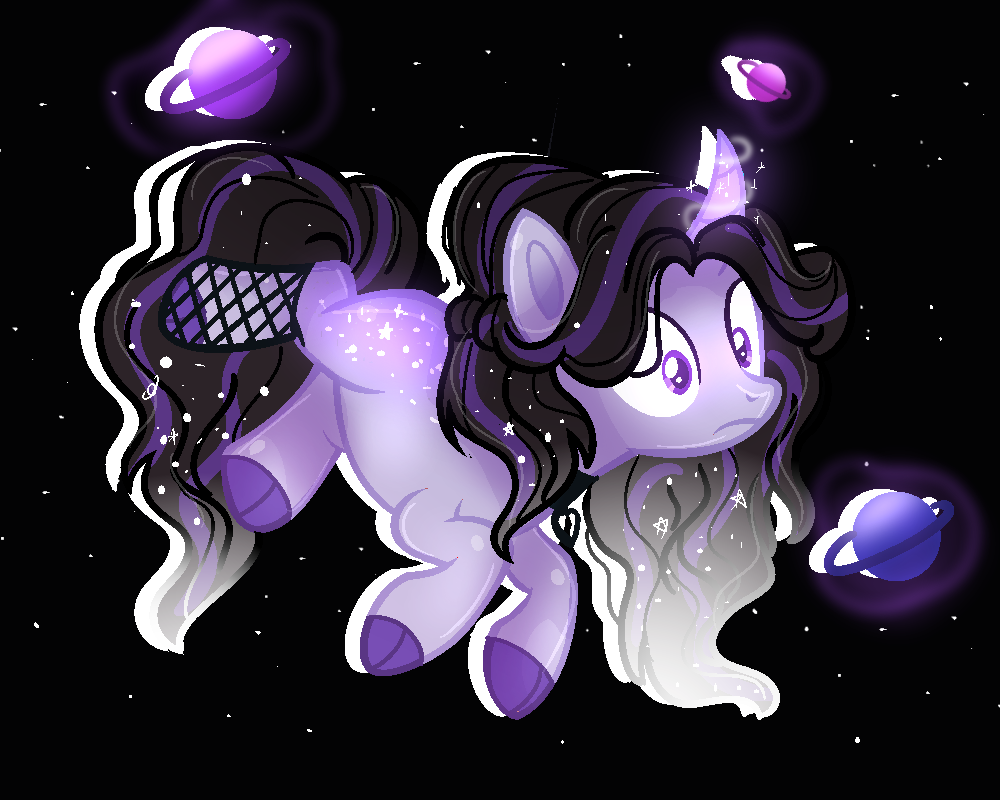 MLP -Space OC OPTA[CLOSED] by TreeGreen12
