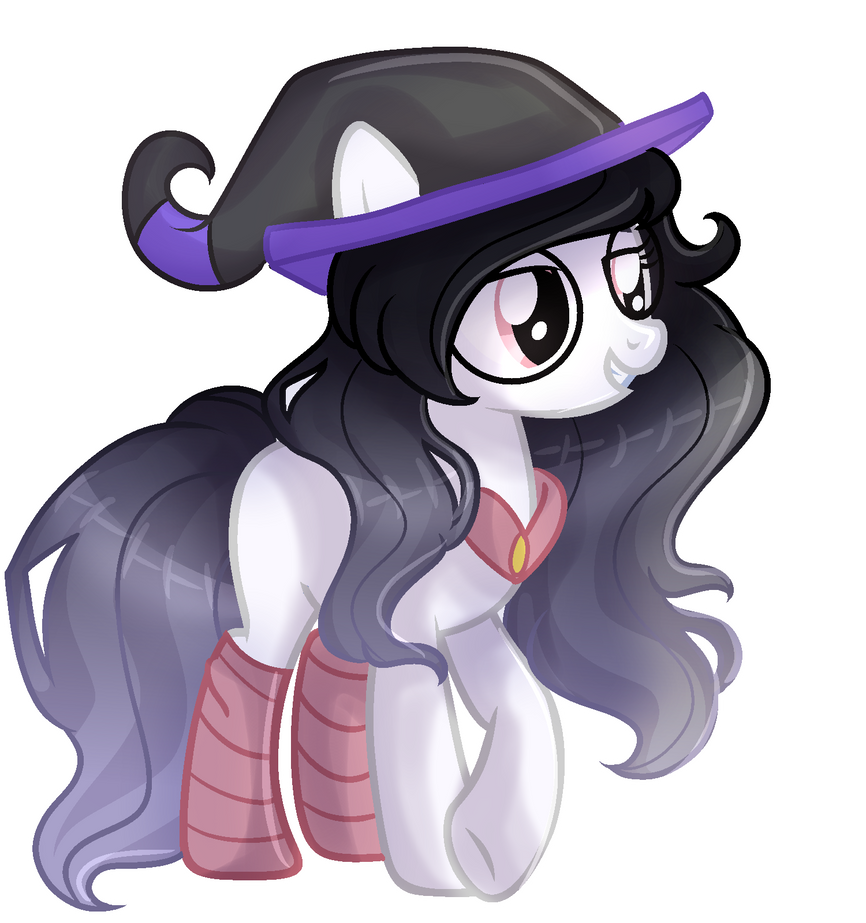 MLP-Witch OC OPTA [CLOSED] by TreeGreen12