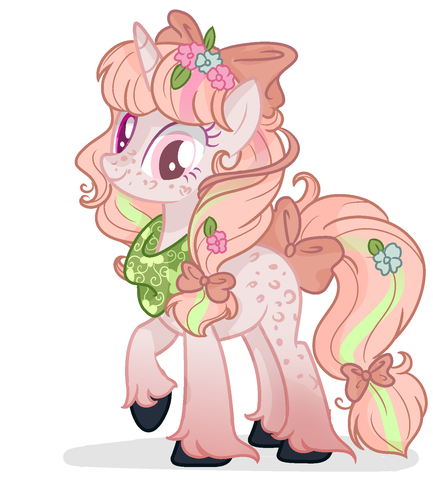 Spring Adopt-CLOSED by TreeGreen12