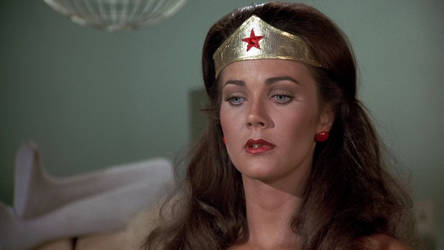 When wonder woman k knows that she is fucked by GodessesOfEarth