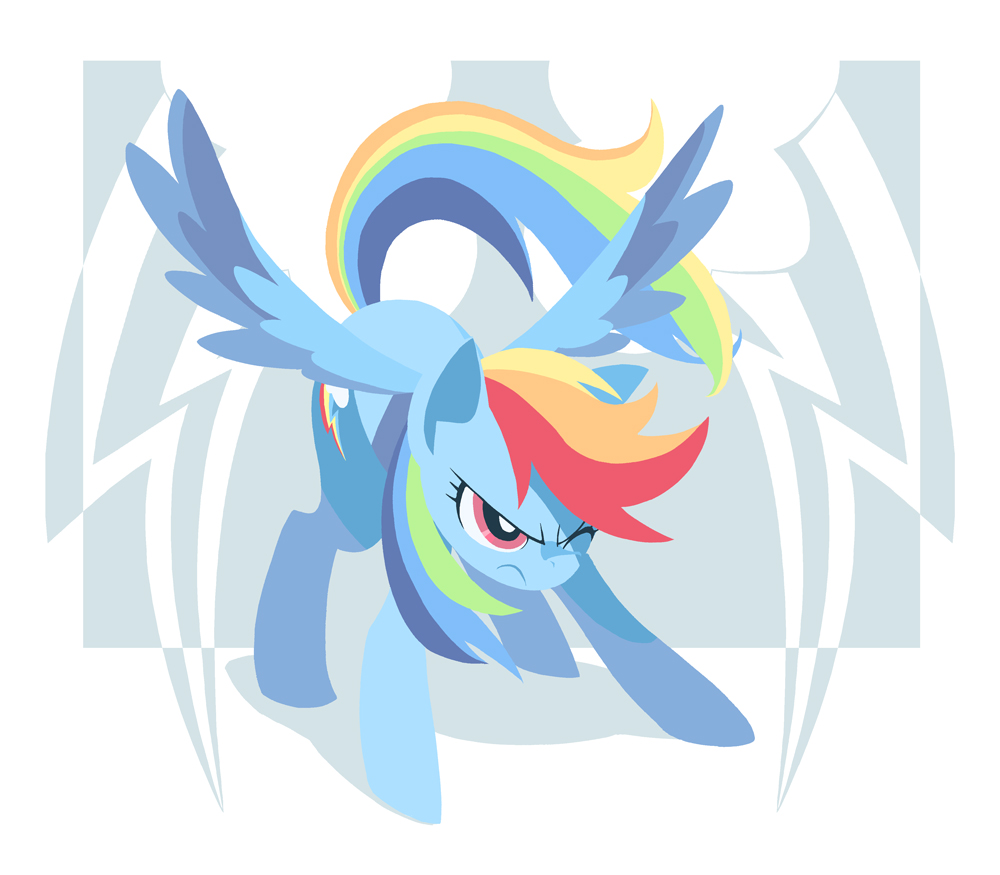 Rainbow Dash! by NP447235