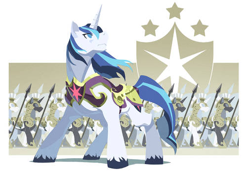 For Canterlot! by NP447235