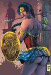 Wonder Woman By Marcioabreu7 Igorferrazjp