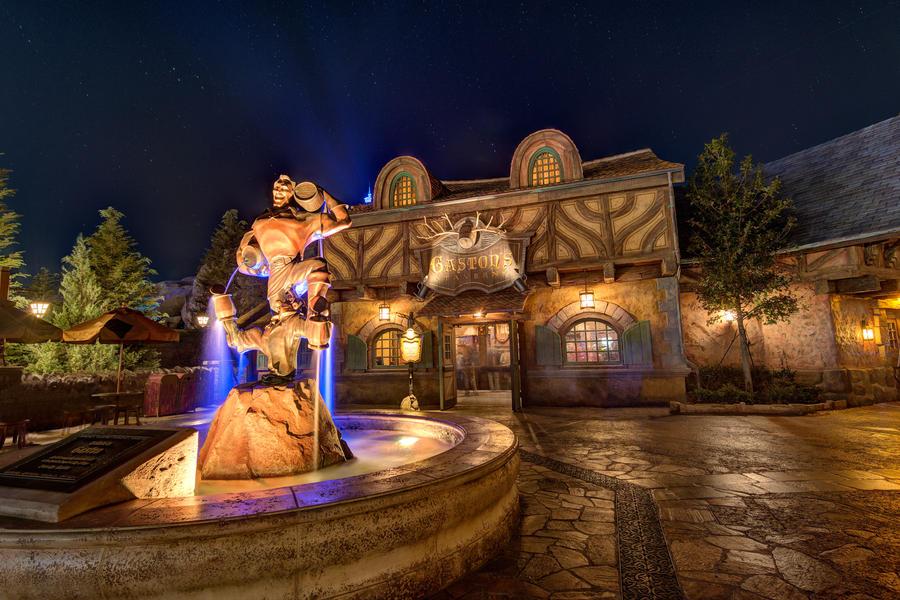 Gaston's Tavern by shaderf