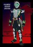 Kamen Rider Croma by SoraWolf7