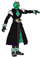 Kamen Rider Croma V2 by SoraWolf7