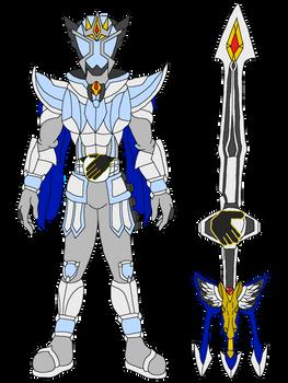 Kamen Rider Astral Aeon Form by SoraWolf7
