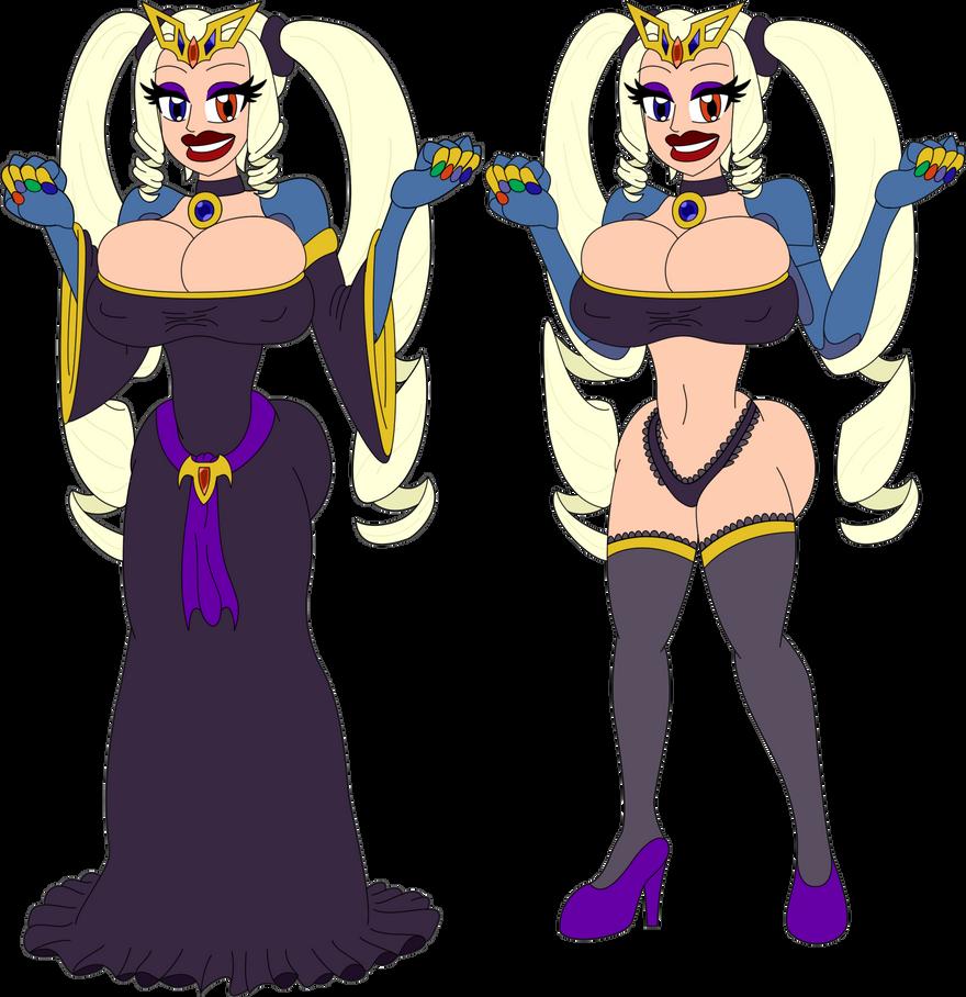 Princess Ana P by SoraWolf7