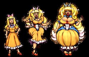 Empress Ashley by SoraWolf7
