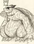 Shukaku Sketch