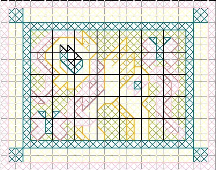 Fluttershy Quilt Pattern by jysalia