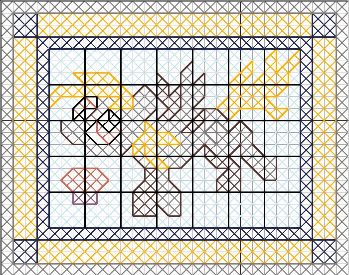 Derpy Quilt Pattern by jysalia