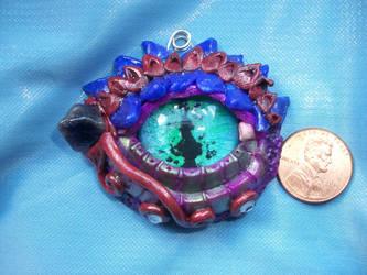 Gem Dragon Eye by noctalys