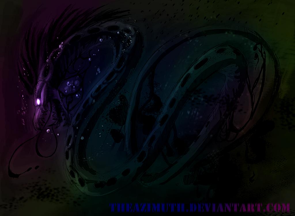 Dark Underwater by TheAzimuth