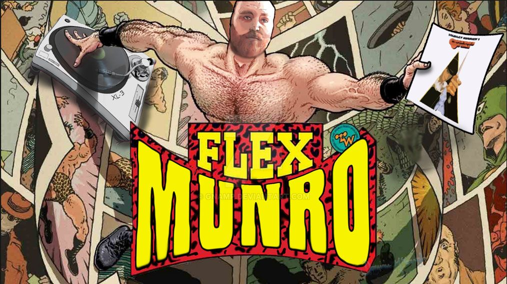 Flex Munro by gnamp