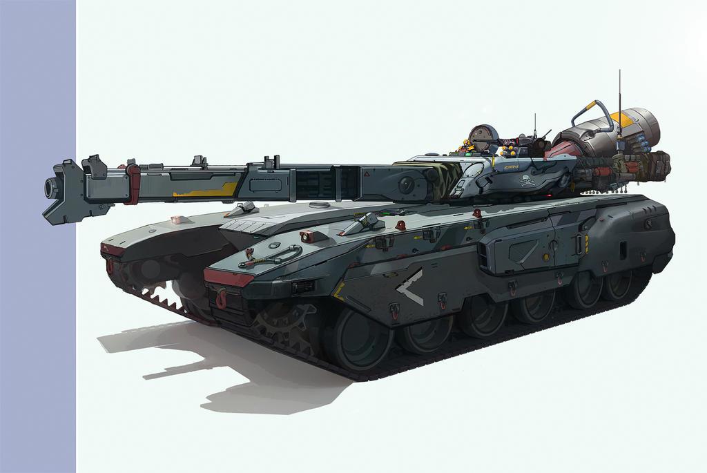tank by Dimas-CH