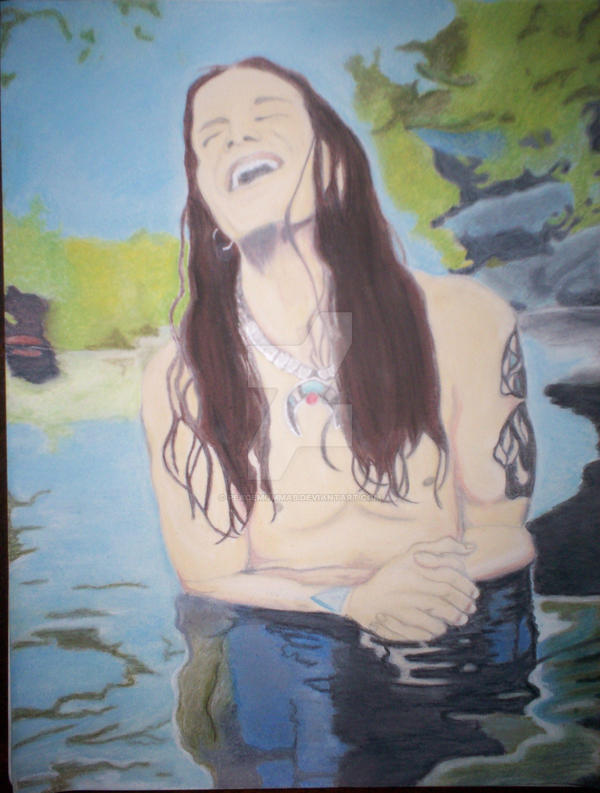 Shannon Hoon by peacemommab