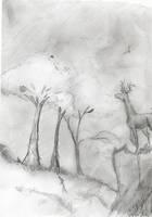 Pencil sketch by JEAikman