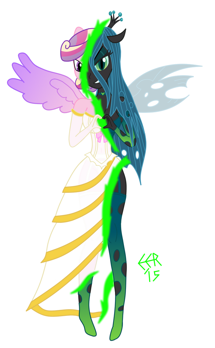 Queen Chrysalis / 'Pri...