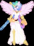 Princess Celestia, Solar Tyrant