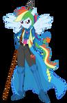 Rainbow Dash, Knight Wonderbolt