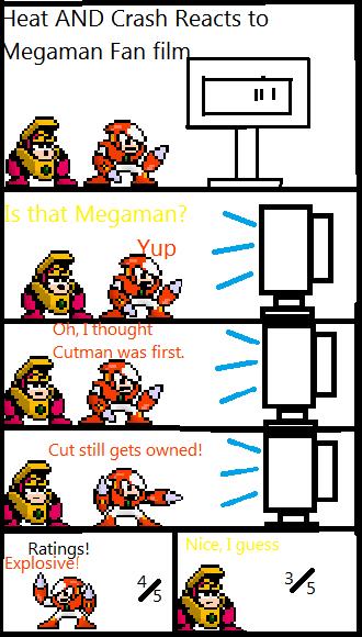 Robots React by diamondmanmega