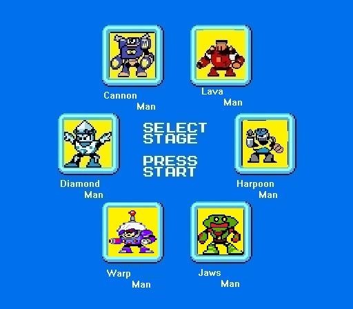 Megaman Heroes by diamondmanmega