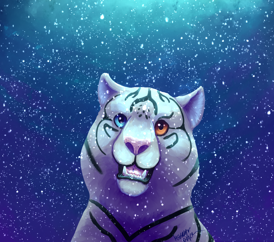 First Snow by Messenger-Pigeon