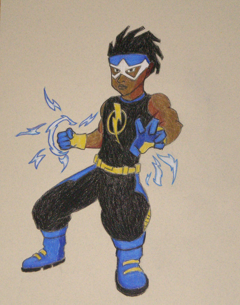 static shock how to avoid