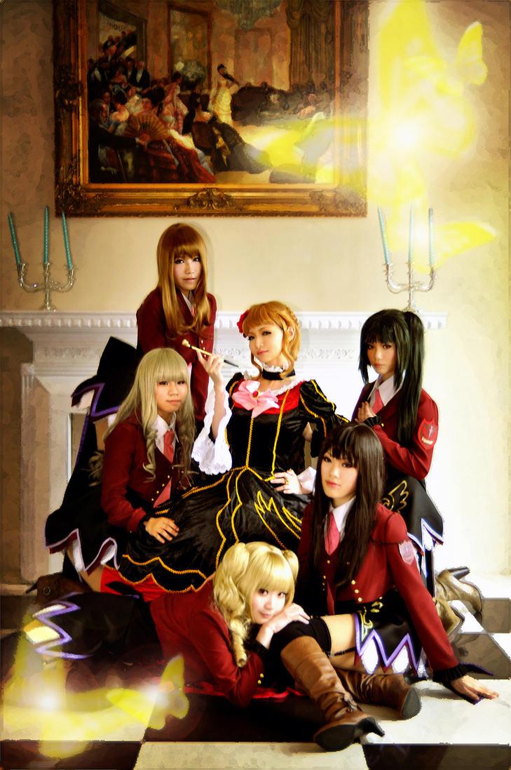 Seven sisters by sara1789