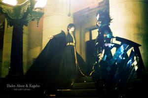 Hades's Cavalier by sara1789