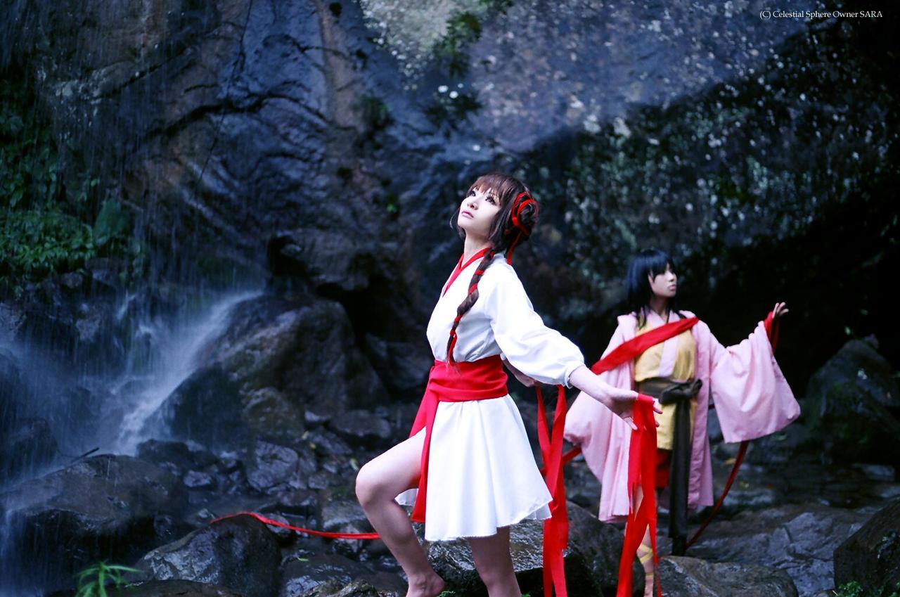 Miyu and Yui by sara1789