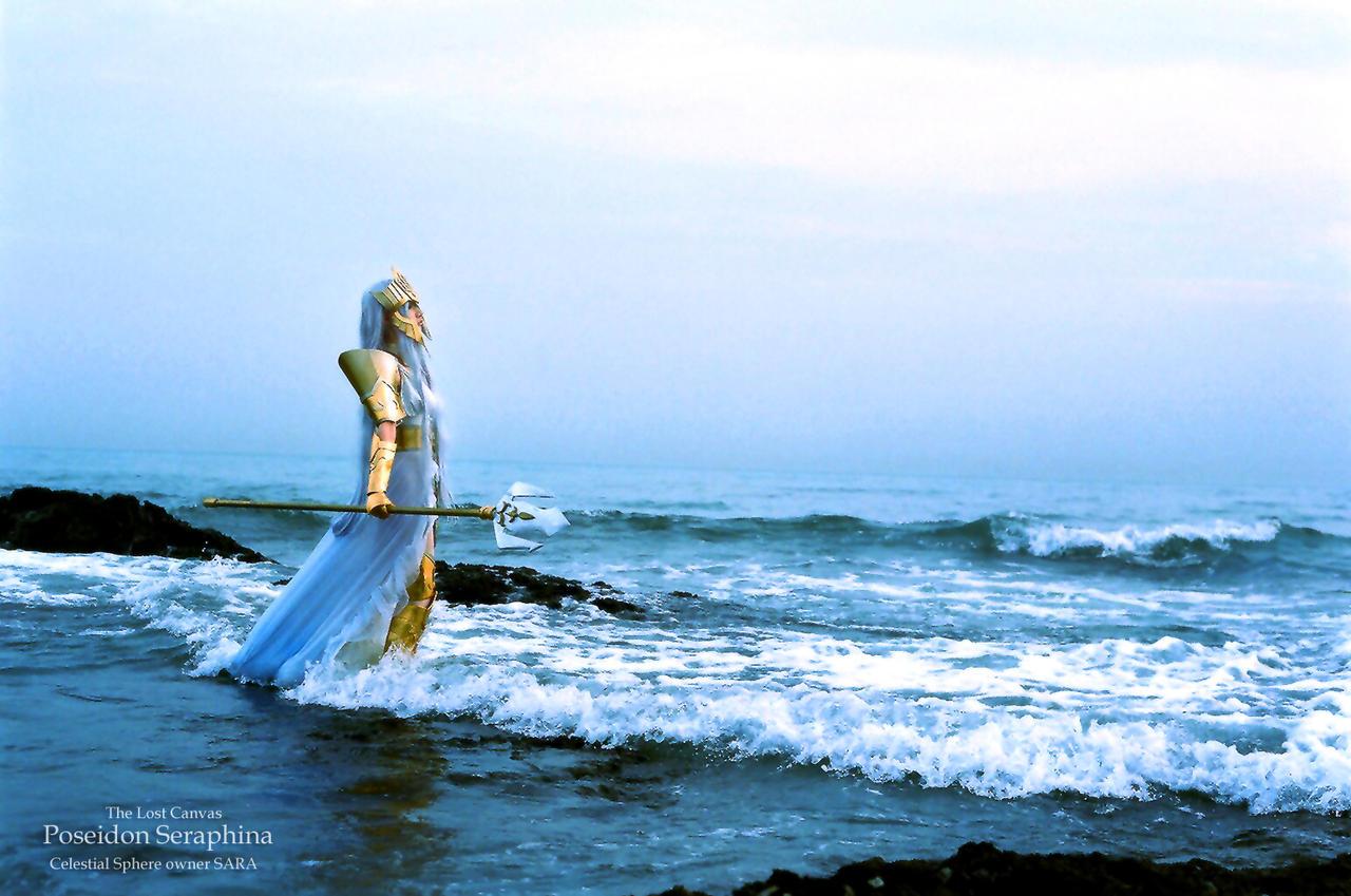 Poseidon by sara1789