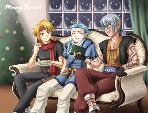 Tales of SS: Phantasia Holiday