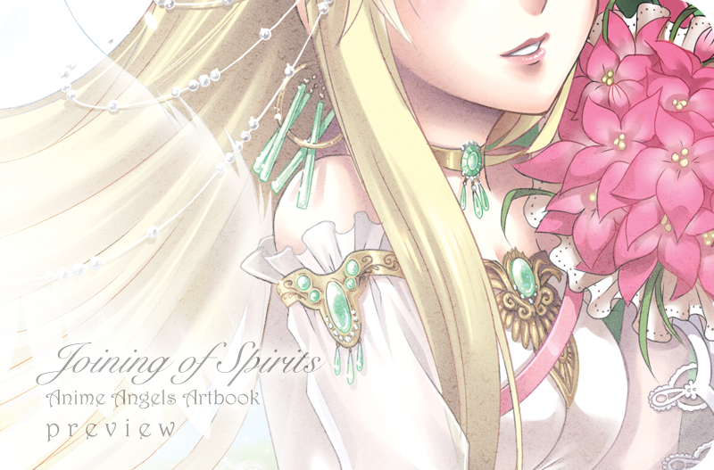 anime angels artbook preview 2 by lo wah on deviantart