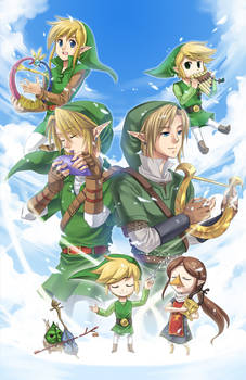 LoZ: Playing the Melodies