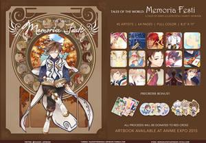 Tales of the World: Memoria Festi