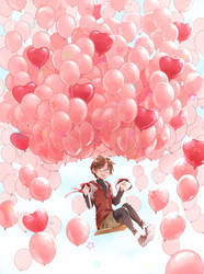 222 Balloons by Lo-wah