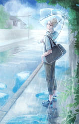 HQ : Summer Rain by Lo-wah