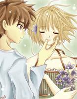 SakuraxSyaoran: Touching you by SakuraSyaoranforever