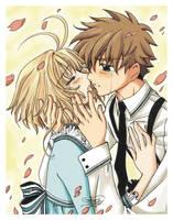 .SakuraxSyaoran love. by SakuraSyaoranforever