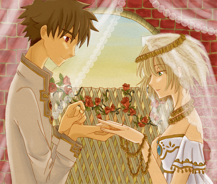 SakuraxSyaoran -- I Do. By SakuraSyaoranforever On DeviantArt
